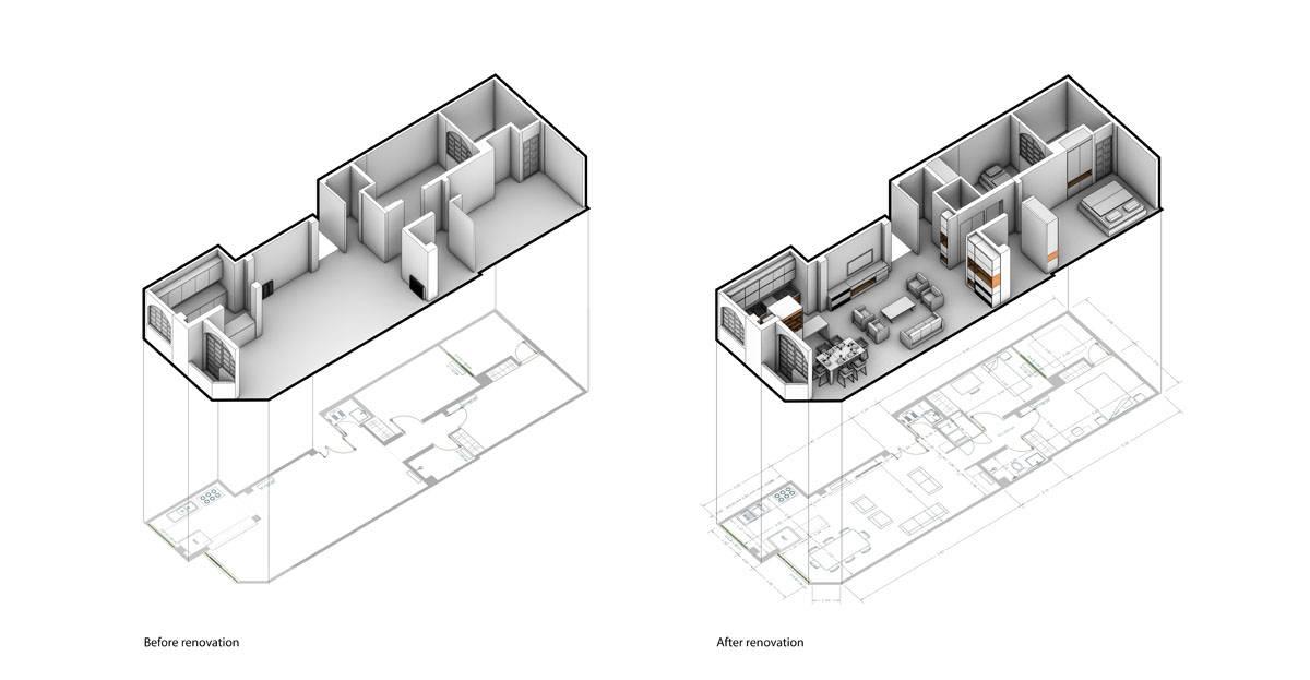 بازسازی خانه ستارخان
