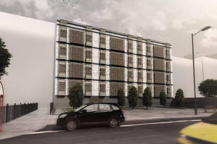 طراحی ساختمان مسکونی سعادت آباد