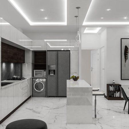طراحی داخلی خانه کرمان