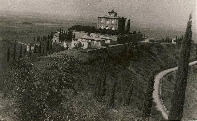 باغ و کاخ صفی آباد